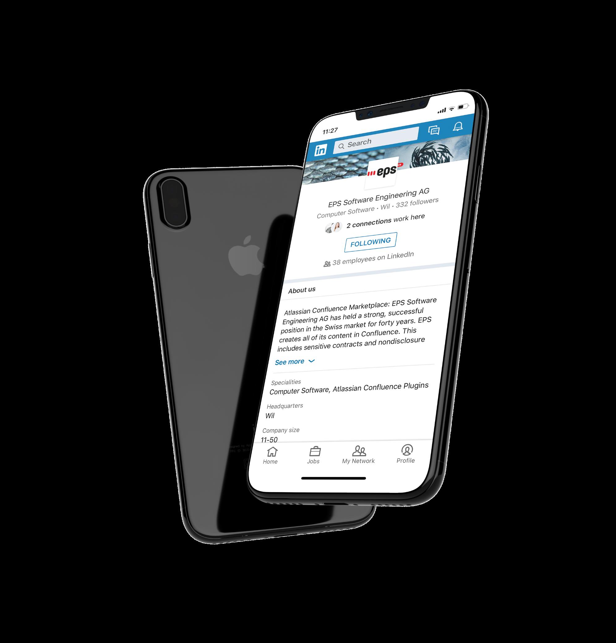 EPS Mobile Website